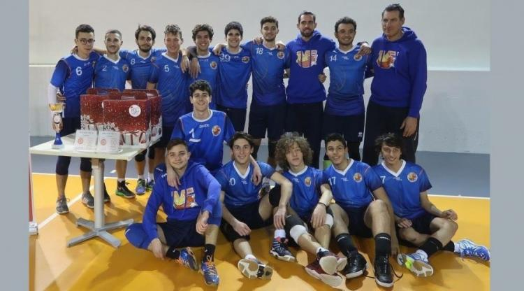 Volley: Seconda Divisione, un punto d'oro!