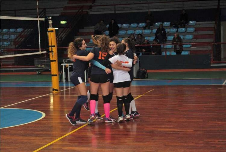 Polisportiva M Bari, Volley: Yes, we can